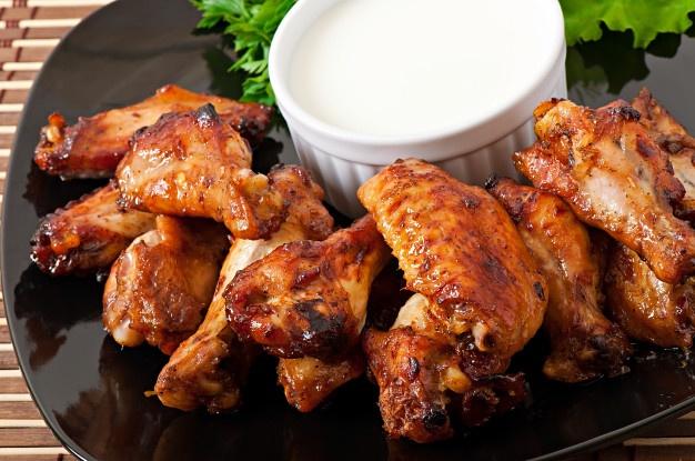 Alitas de pollo / wings