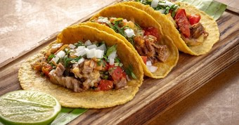 Tacos y tortas a domicilio